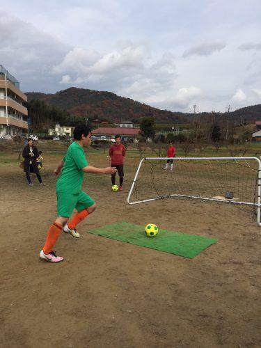 フットサル試合(2)