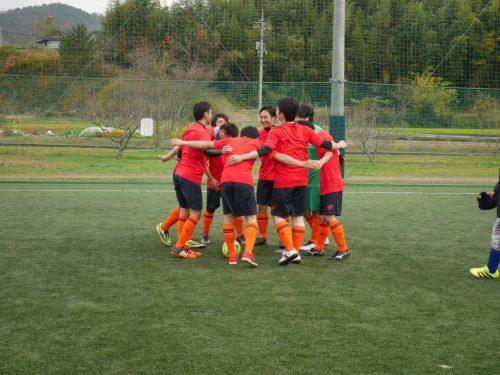 フットサル試合(1)